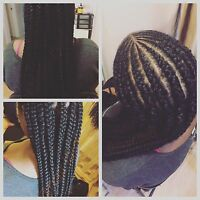 AFFORDABLE PRICE FOR HAIR STYLES BY SKILLED AFRICAN STYLIST