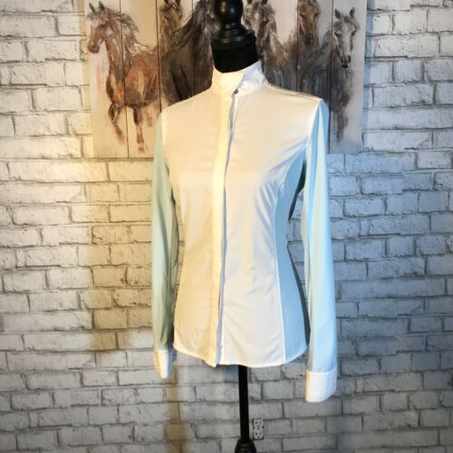 Noble Outfitters Madison Ladies Show Shirt S