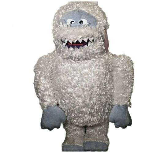 """Gemmy Bumble the Abominable Snowman Rudolph  26"""" Plush Holiday Greeter"""