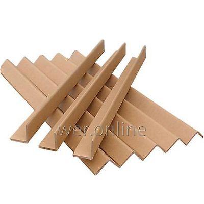 35mm x 35mm x 1000mm Cardboard Edge Guards / Pallet Protectors 2mm Thickness