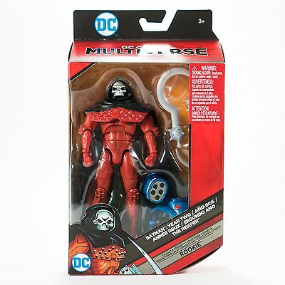 "DC Multiverse The Reaper Batman Year Two 6"" Inch Action Figure Rookie Wave 6"