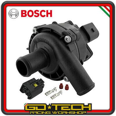Bomba de Agua H2O Electrica Bosch 12V Con Conector Universale Para Moto...