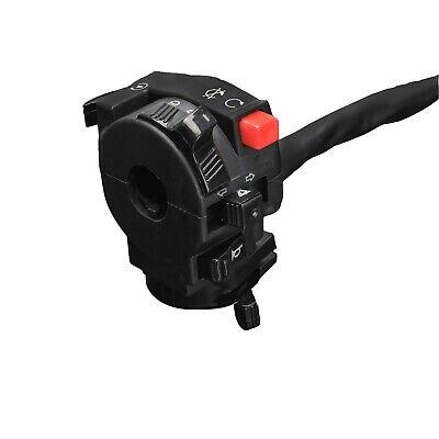Kill Start Turning Light Choke Horn Switch Button Pit Bike Buggy Motorcycle ATV