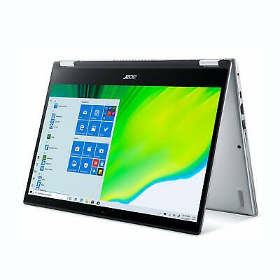 "Acer Spin 3 - 14"" Laptop AMD Ryzen 3 3250U 2.6GHz 4GB Ram 12"