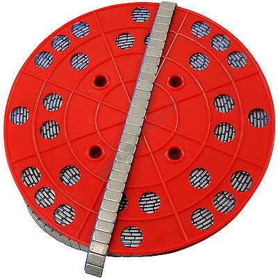 6KG ROLLE Auswuchtgewichte Klebegewichte Stahlgewichte 1200x5g 12x5 Kleberiegel