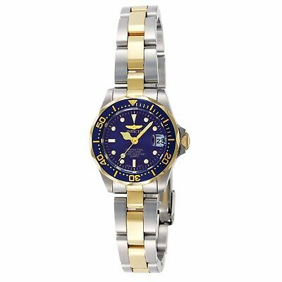 Invicta Watches For Girls Cheap Women Clearance Best Pro Diver 8942 Two-Tone NEW