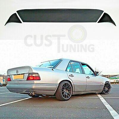 Mercedes-Benz W124 Limousine AMG Style Spoiler Ducktail- Fiberglas