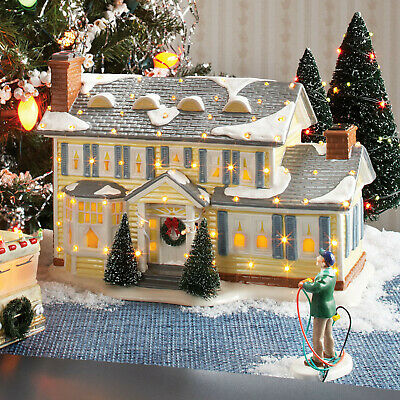 Dept 56 National Lampoon's Christmas Vacation Griswold House 4030733