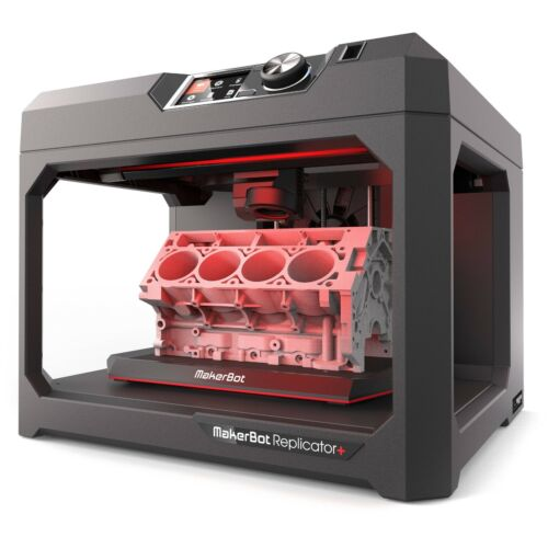 MakerBot Replicator+ MP07825 Desktop 3D Printer