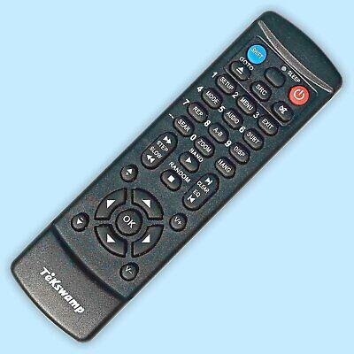 TeKswamp Remote Control for Adcom GTP-506
