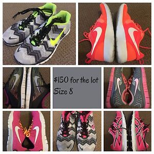Women's bulk Nike shoes size 8 Lorna Jane Cranebrook Penrith Area Preview