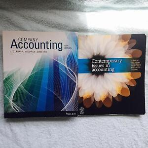 Contemporary Issues in Accounting: The Current ...