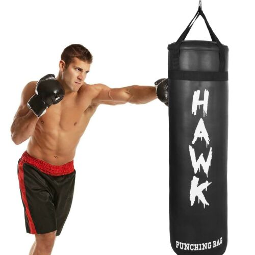 Punching Bag for Boxing Gloves MMA Training Muay Thai Fitness Workout Kickout