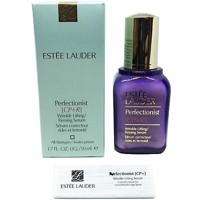 Estee Lauder Perfectionist [CP+R] Wrinkle Lifting/Firming Serum 1.7oz FAST SHIP!