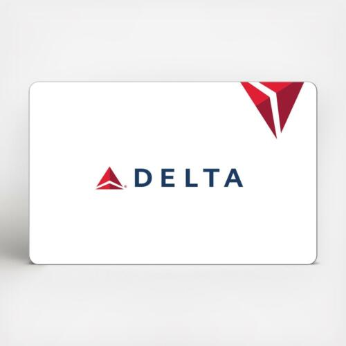 Delta Airlines $250 Gift card