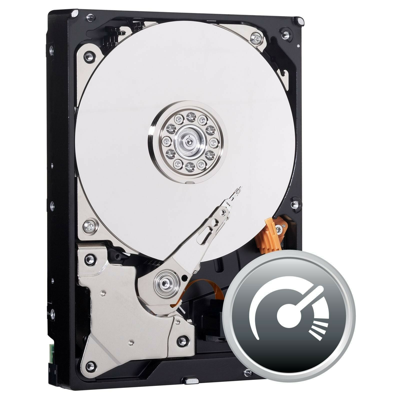 Western Digital Caviar Black 2TB 3,5
