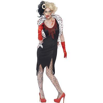 Adult  zombie evil madame Halloween Costume  Women uk 8/10/s wholesales AA - Wholesale Halloween Costumes Uk