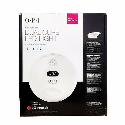 *NEW* OPI DUAL CURE LED and UV Lamp GL902