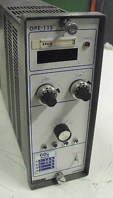 Horiba Analyzer Control Module Ope-115 Used Warranty