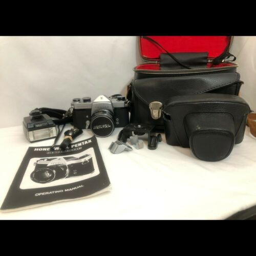 Vintage Pentax Honeywell Spotmatic Camera