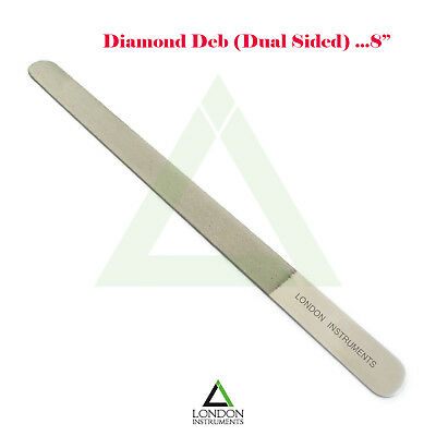 Podologie Diamant Deb Lime à Ongles Main Pied Extra Faux Ongle Tailleur