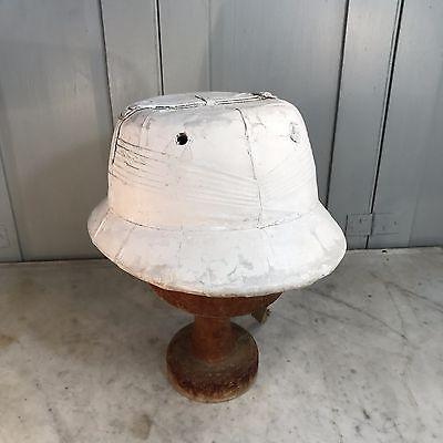 Antique Pith Helmet no 2