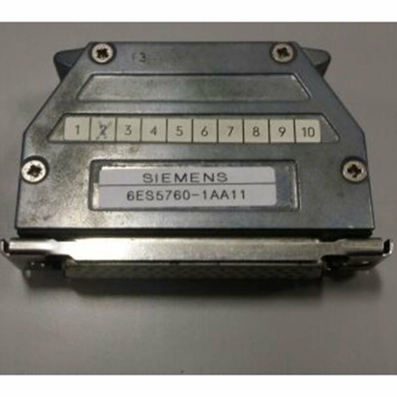 Used Siemens terminating resistor 6ES5760-1AA11 tested
