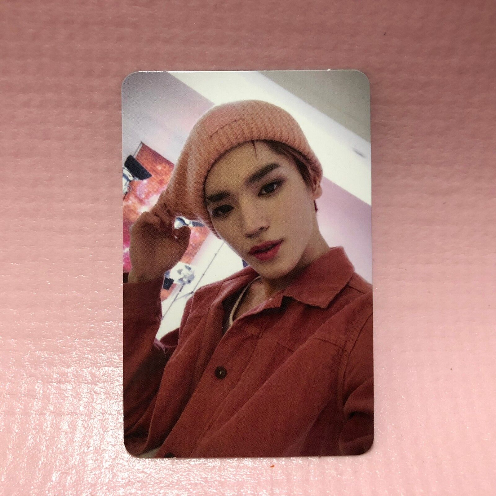 NCT Official PHOTOCARD 1st Album NCT 2018 EMPATHY