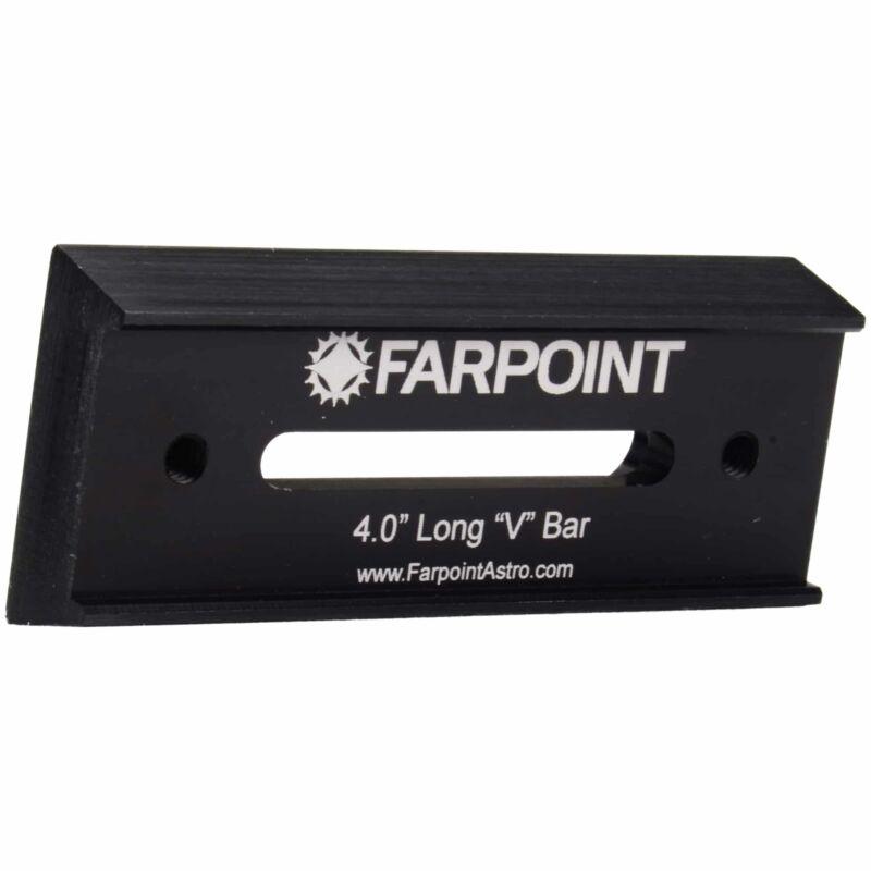 FarpointAstro 4 Inch Universal Dovetail Plate - Vixen (FVUPS4)