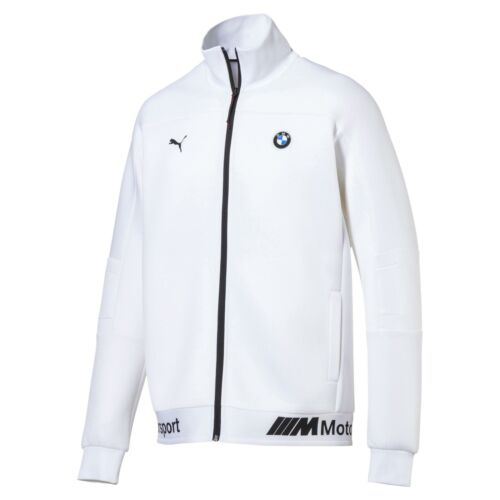 PUMA Mens BMW Motorsport Hooded Sweat Jacket Puma Men/'s Athletic 76170201
