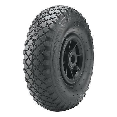 Low Speed Pneumatic Tire & Wheel-10in x 3.00 x 4 #W01-026-0010