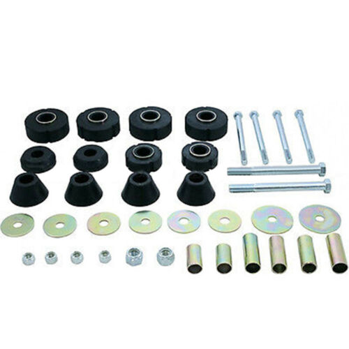 67 68 69 70 71 72 Chevy GMC Pickup Truck Cab Mount Rubber Bushing Hardware Kit