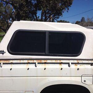 Fiberglass Canopy suit Nissan Navara duel cab Willunga Morphett Vale Area Preview