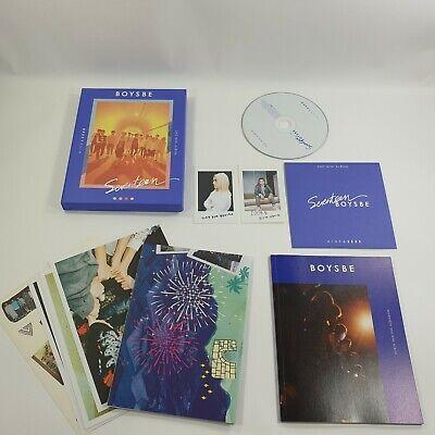 SEVENTEEN 2nd Mini album Boys Be CD Booklet Jeonghan Photocard KPOP Seek version