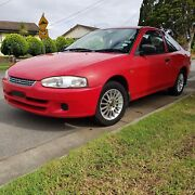 Mitsubishi Lancer CE 2001 Auto Coupe 12 months registration and RWC  Narre Warren Casey Area Preview
