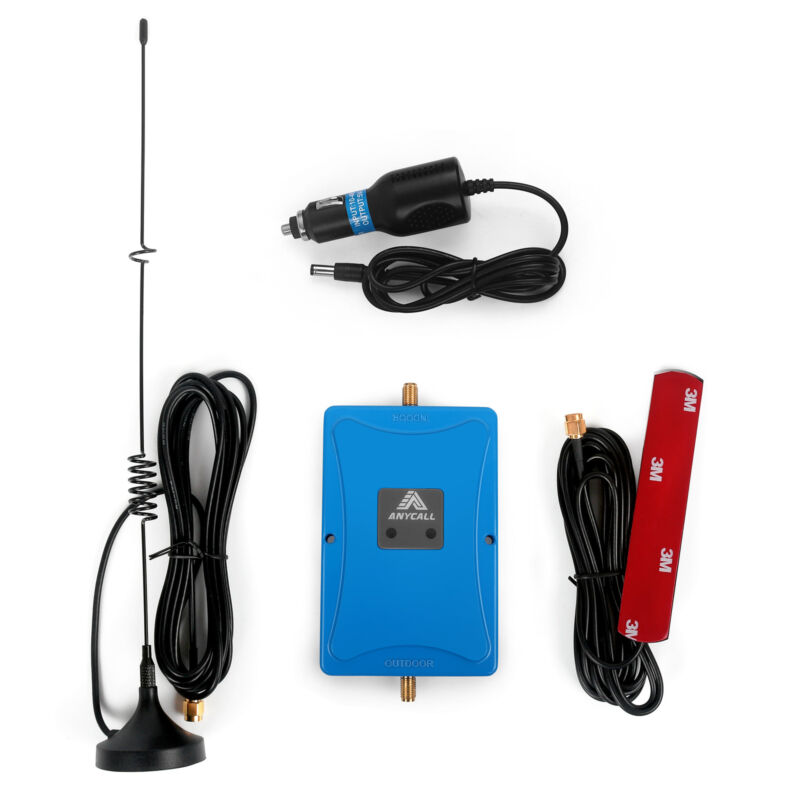 4G AT&T Verizon LTE 700MHz Cell Phone Signal Booster Band 12/17/13 for Car/Truck