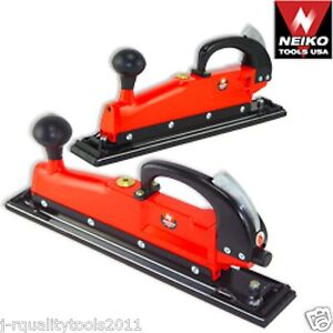 AIR POWERED POWER STRAIGHT LINE LONG BOARD BODY SANDER FILE BODY SANDING TOOL