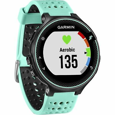 Garmin Forerunner 235 Frost Blue GPS and GLONASS Running Watch 010-03717-48