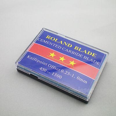 5pcs 45 Hq Blades For Roland Gcc Liyu Vinyl Cutter Cutting Plotter