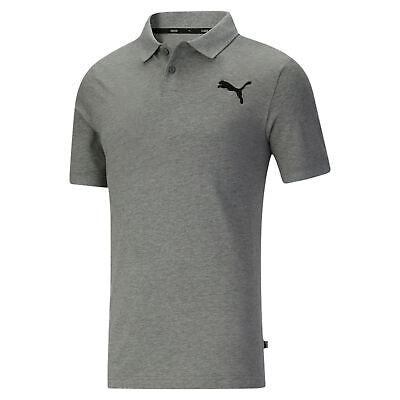 PUMA Men's Essentials Pique Polo