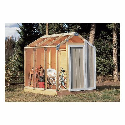 Fast Framer Universal Outdoor Home Yard Storage Tool Shed Playhouse Framing -