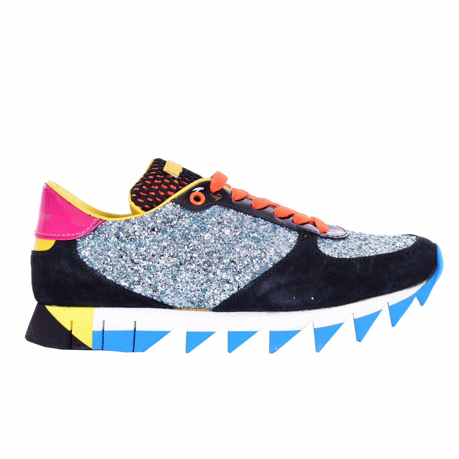 DOLCE \u0026 GABBANA Glitter Sneaker