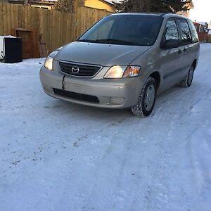 2001 Mazda MPV Wagon For Sale