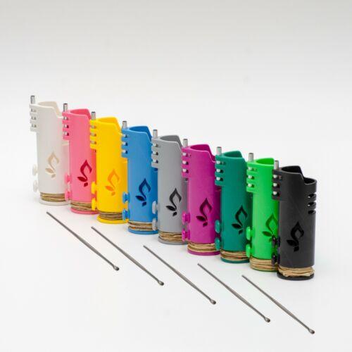Authentic Hemplight Lighter Case - Hemplights Wrapper - Hemp Wick Lighter Case