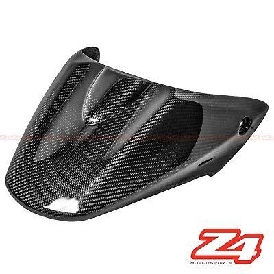 Ducati 696 796 1100 Rear Tail Seat Solo Pillion Cover Fairing Cowl Carbon Fiber