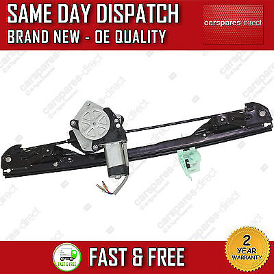 ALL LANCIA MUSA MPV 20042012 REAR RIGHT SIDE WINDOW REGULATOR WITH 2 PIN MOTOR