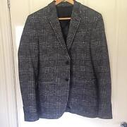 New Zara Tweed Blazer - Mens size 48 Melbourne CBD Melbourne City Preview
