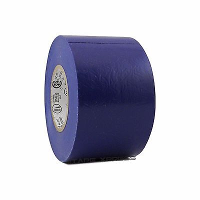 1 Roll Blue Vinyl PVC Electrical Tape 2