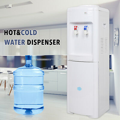 5 Gallon Water Cooler Dispenser Electric Hot /Cold Bottle Top Load Home Office