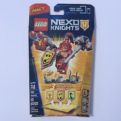 LEGO 70331 Nexo Knights Ultimate Macy Set